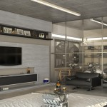 Home theater moderno